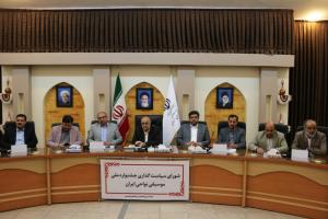 جلسه شورای سیاستگذاری دوازدهمین جشنواره موسیقی نواحی ایران برگزار شد