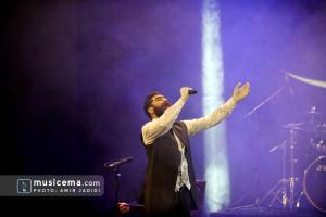 کنسرت آنلاین علی زند وکیلی