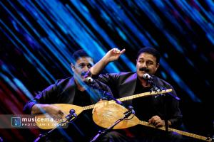 کنسرت آنلاین سعدالله نصیری و گروه ژوانا