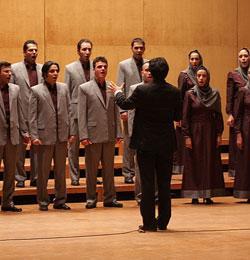 گروه آوازی تهران به المپیک 2010 موسیقی چین راه یافت