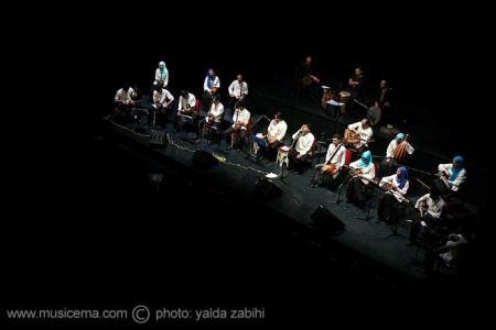 گزارشي از کنسرت «برف خواني» در تالار وحدت