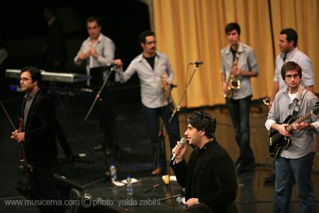 گزارش مفصلی از حاشیه و متن کنسرت احسان خواجه امیری