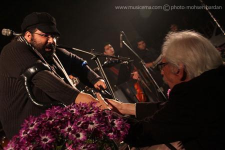 عکسهای اختصاصی «موسیقی ما» از کنسرت رضا صادقی در نوشهر - 2