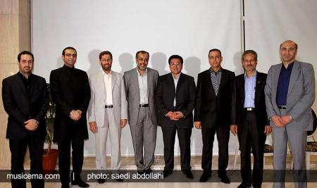 گزارش تصویری از متن و حاشیههای اجرای ارکستر ملی ایران - 2