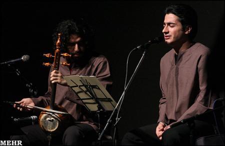 گزارش تصویری از کنسرت همایون شجریان در قزوین