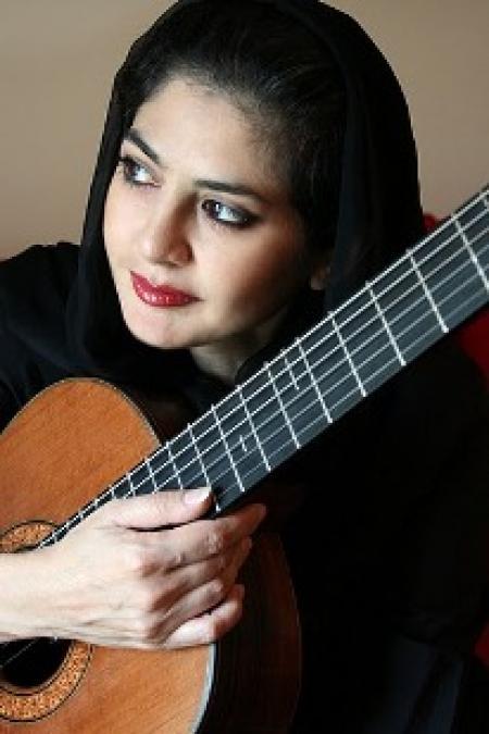 مستر کلاس گیتار لیلی افشار برگزار میشود