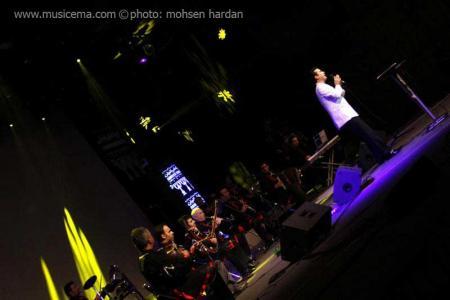 گزارش تصویری از کنسرت گروه آراز و رحیم شهریاری