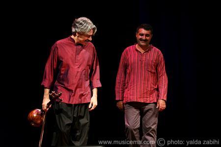 گزارش تصویری اختصاصی سایت موسیقیما از کنسرت کیهان کلهر و اردال ارزنجان
