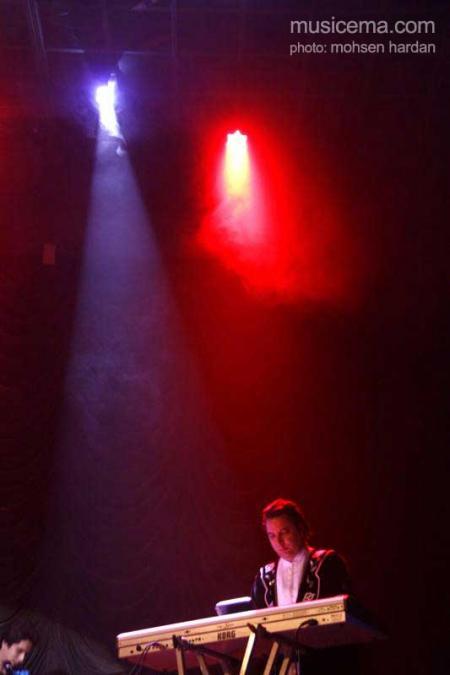 گزارش تصویری از کنسرت رحیم شهریاری و گروه آراز
