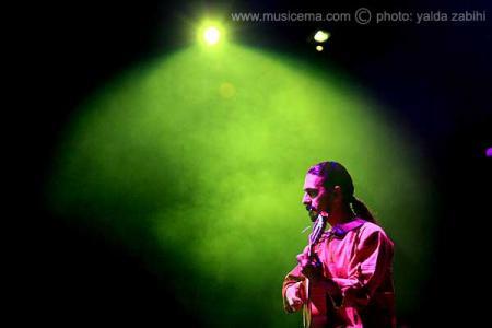 عکسهای اختصاصی «موسیقی ما» از کنسرت فرمان فتحعلیان - 1