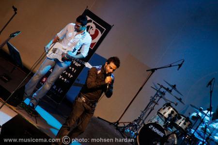 گزارش تصویری از کنسرت بابک جهانبخش در سالن اریکه ایرانیان - 1