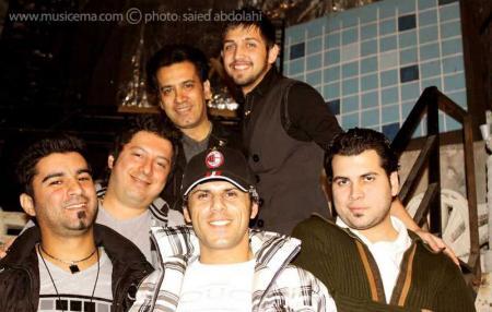 عکسهایی از  جشن نوروزی باشگاه هنرمندان ایران