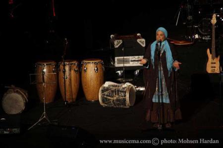 گزارشی از کنسرت گروه ریزار به سرپرستی محمدرضا گلزار