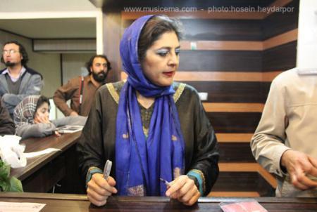 گزارش تصویری از اجرای لیلی افشار در بوشهر