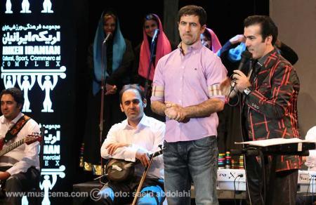 گزارش تصویری از کنسرت رحیم شهریاری در اریکه ایرانیان تهران - 2