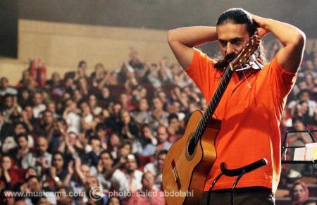 عکسهای کنسرت فرمان فتحعلیان در ج میلاد تهران - 2