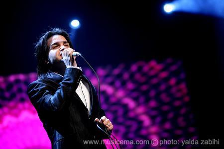 گزارش تصویری از کنسرت محسن یگانه در برج میلاد - 2