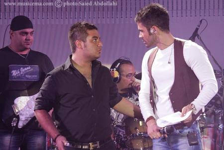 گزارش تصویری از کنسرت سیروان خسروی در کرج