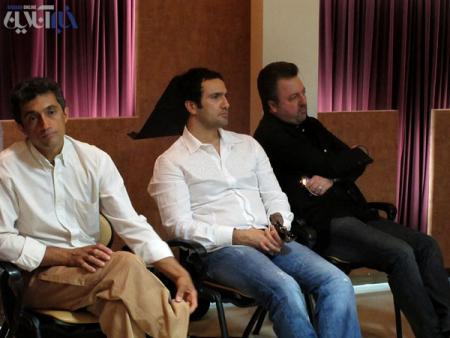 عکس هایی از تمرین گروه علیرضا عصار برای کنسرت