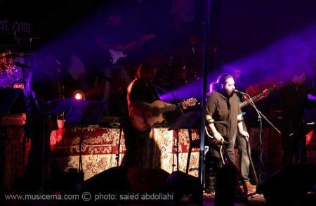 گزارش تصویری از کنسرت رضا صادقی در رودهن -1