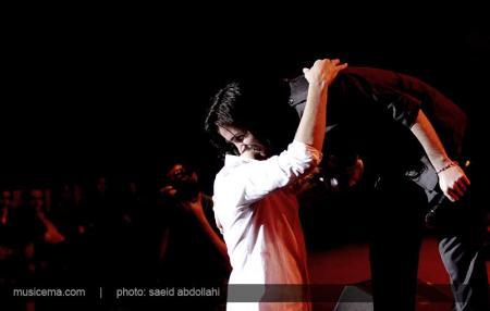 کنسرت محسن یگانه در کرج