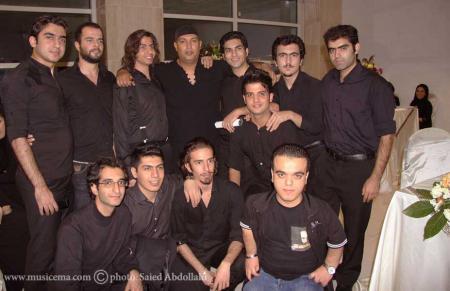 گزارش تصویری از کنسرت رضا صادقی در برج میلاد تهران - 1