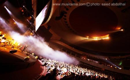 عکسهایی از حاشیههای کنسرت محسن یگانه