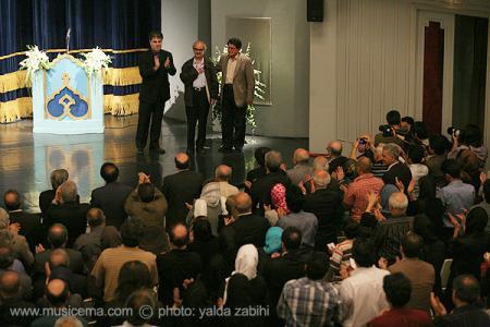 گزارش تصویری از مراسم بزرگداشت پرویز مشکاتیان در تالار وحدت - 2
