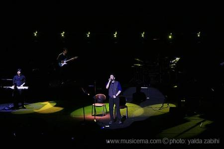 گزارش تصویری اختصاصی موسیقی ما از اولین کنسرت بنیامین در ایران - 2