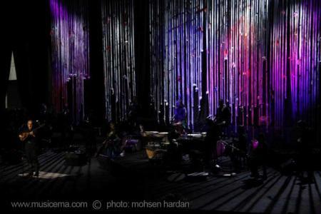 گزارش تصویری از کنسرت دیدنی گروه «رستاک» - 2