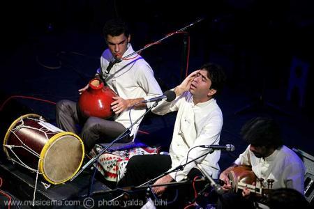 گزارش تصویری موسیقی ما از کنسرت برف خوانی - 2