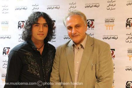 عکسهایی از حاشیههای شب دوم کنسرت رضا یزدانی با حضور ستارگان سینما