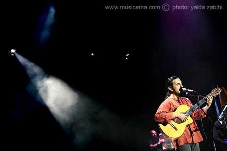عکسهای اختصاصی «موسیقی ما» از کنسرت فرمان فتحعلیان - 2