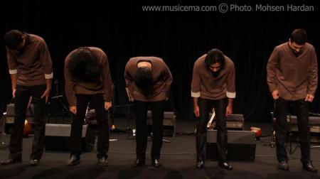 گزارش تصویری موسیقی ما از کنسرت همایون شجریان و گروه همنوازان حصار - 1