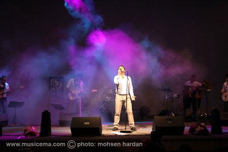 گزارش تصویری از کنسرت بابک جهانبخش در سالن اریکه ایرانیان - 2