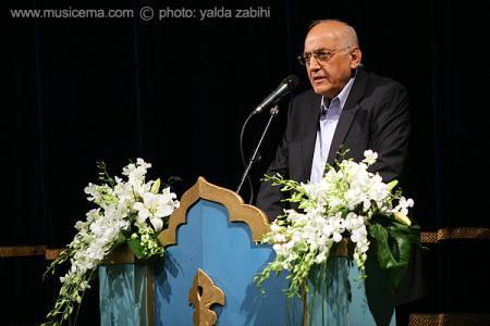 گزارش تصویری از مراسم بزرگداشت پرویز مشکاتیان در تالار وحدت - 1
