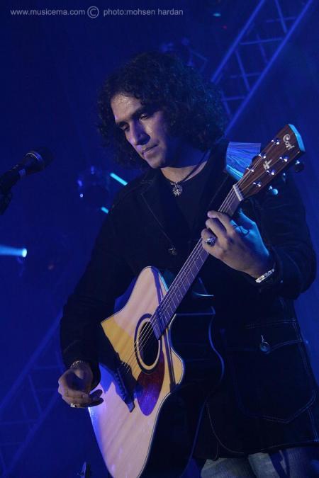 گزارش تصویری موسیقی ما از کنسرت رضا یزدانی در کرج - 2