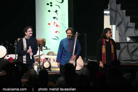 گزارش تصویری از کنسرت شهرام ناظری و حسین علیزاده با همراهی گروه «دوستی»