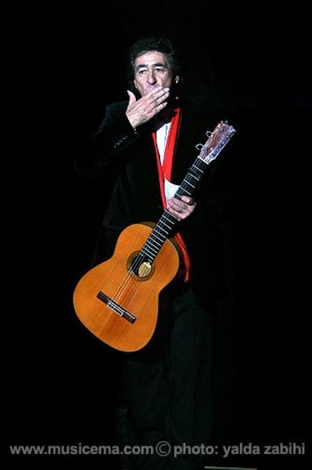 گزارش تصویری اختصاصی «موسیقی ما» از اجرای خوان مارتین در تالار وزارت کشور - 2