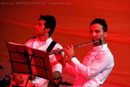 گزارش تصویری از کنسرت احسان خواجهامیری در قزوین