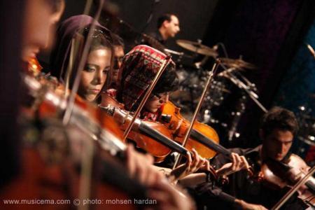 گزارش تصویری از کنسرت حمید عسکری در برج میلاد تهران - 2