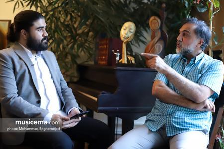 مصاحبه با حسن فتحی