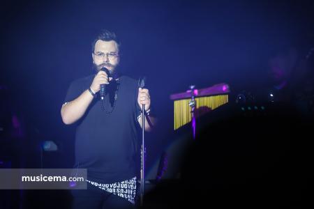 کنسرت قزوین حسین ملکان