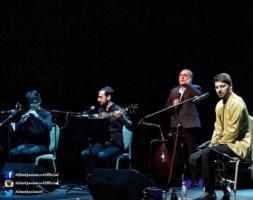کنسرت مشترک «عالم قاسماف» و «سامی یوسف» برگزار شد