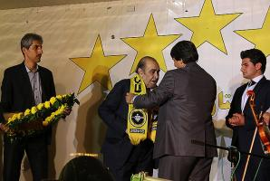 استاد ایرج خواجه امیری: دوستان دعوت کردند، ما هم رفتیم