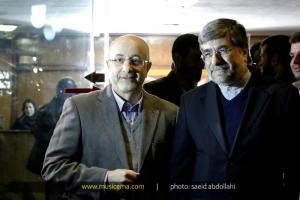 علی مرادخانی: سخنان وزیر ارشاد درباره گروههای خودسر در کنسرتها، فصل الخطاب است