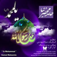 قطعه «یا محمد(ص)» با صدا و موسیقی حامد محضرنیا
