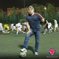 بازی بین هنرمندان قرمز و آبی در مهرماه برگزار میشود