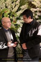 گزارش تصویری از مراسم یادبود استاد همایون خرم - 2