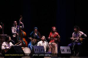 گزارش تصویری از کنسرت گروه رستاک در تالار وحدت - 2